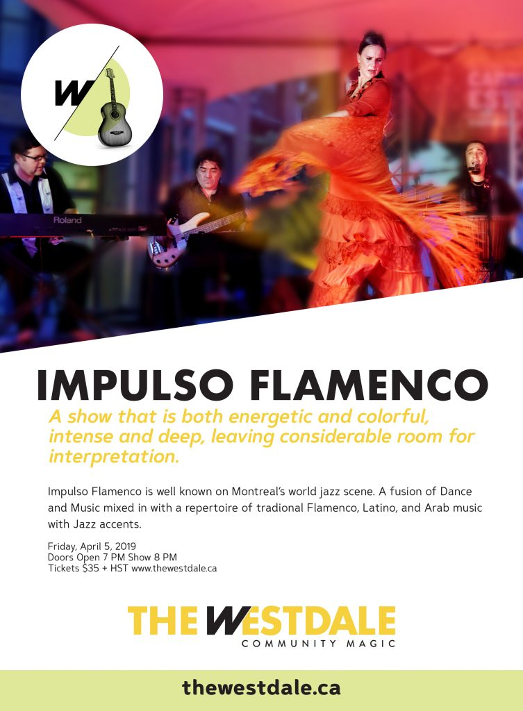 Impulso Flamenco poster