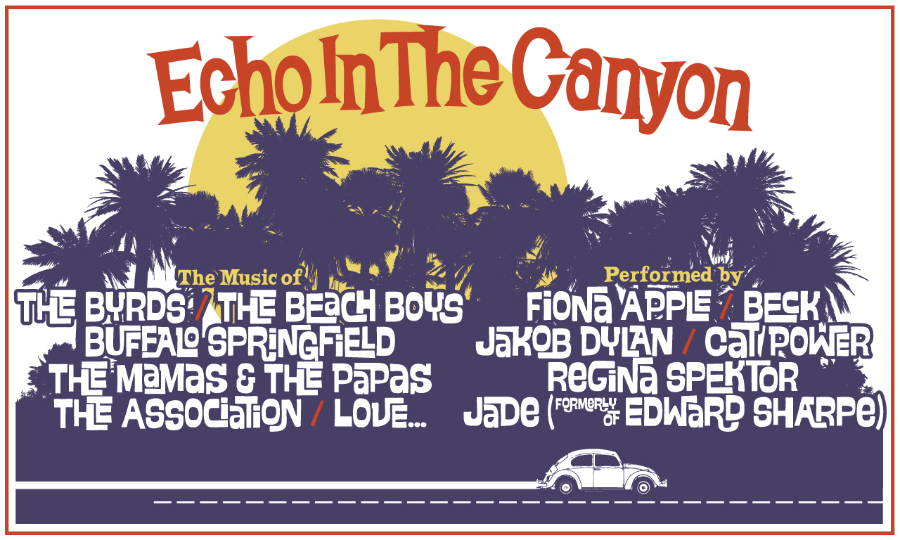 Echo In The Canyon The Westdale