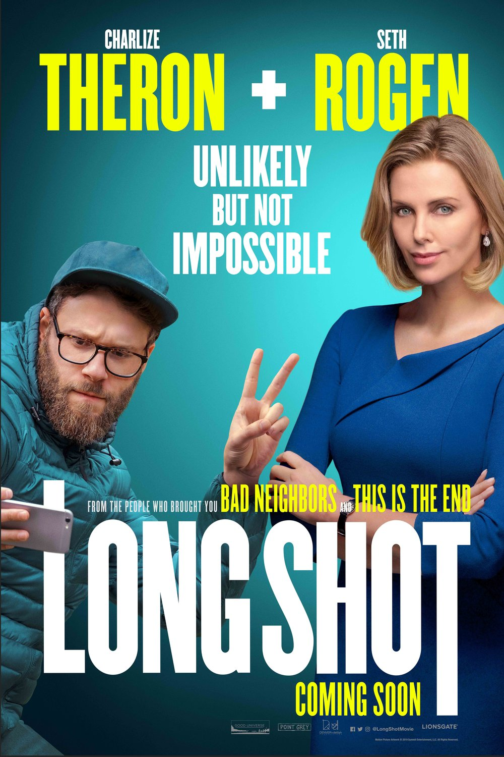 long shot the westdale