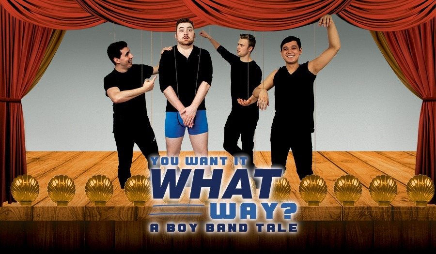 Hamilton Fringe Festival: You Want It What Way: A Boy Band Tale