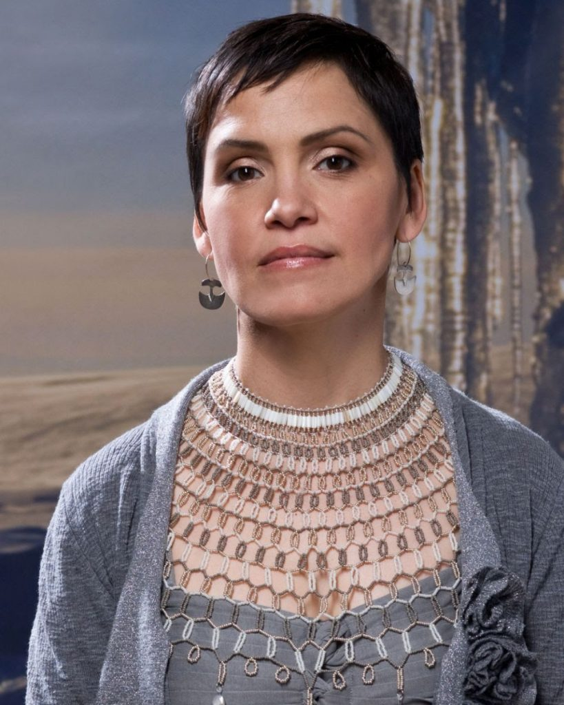 Photo of Susan Aglukark
